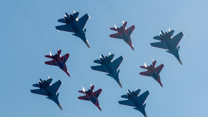 Два российских Су-27 устроили переполох в Финляндии. Хельсинки негодует