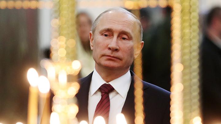 Не на дворцы и яхты: Путин пожертвовал на икону для храма Вооружённых сил