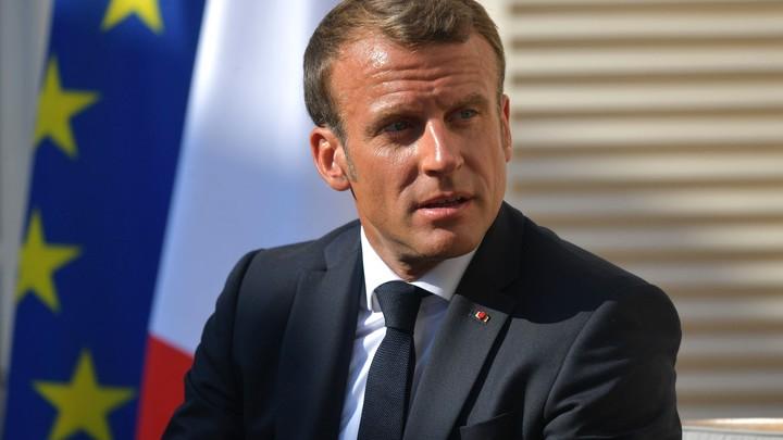 Были в отчаянии ещё до коронавируса: Макрон покаялся за оптимизацию медицины во Франции