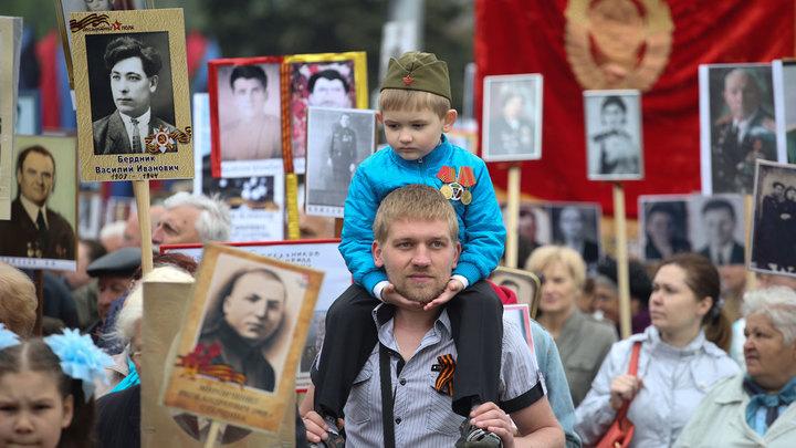 Донбасс показал, как надо помнить и чтить своих героев