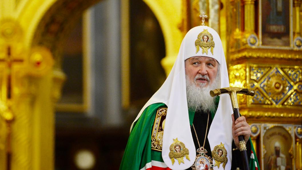 Патриарх в день восьмой годовщины интронизации поблагодарил за молитвы