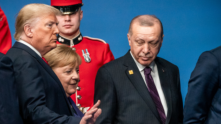 Признаем геноцид индейцев: Эрдоган пригрозил новым ответом США, помимо закрытия военной базы