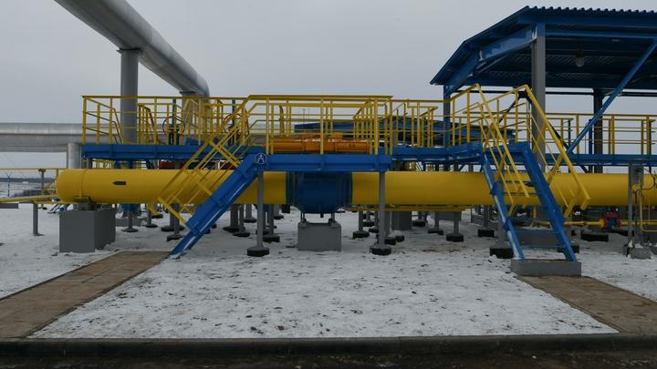 Украина начала забирать российский газ из транзитной трубы: Европа не против