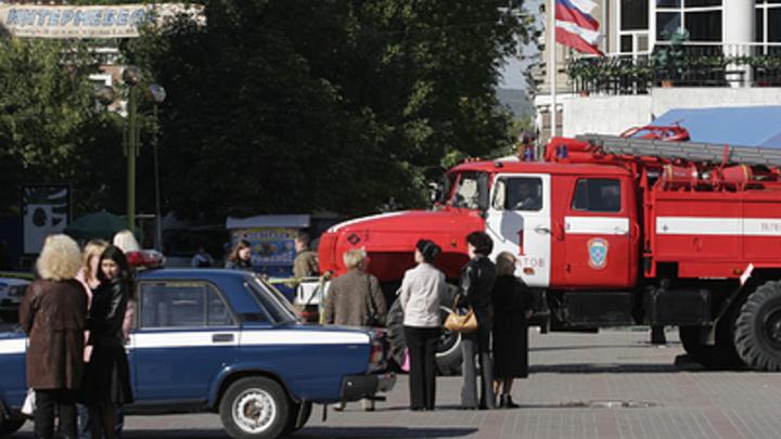 Забайкальцы более 100 тысяч раз за год звонили пожарным ради шутки