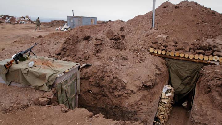 За пять дней до возможного перемирия ВСУ нанесли по пригороду Донецка массированный удар
