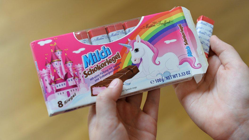 Россия стала покупать на 36,7 процента больше какао для конфет