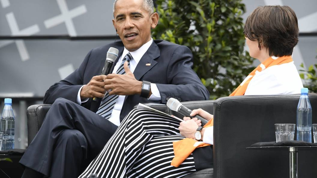 Барак Обама станет казначеем Демпартии США