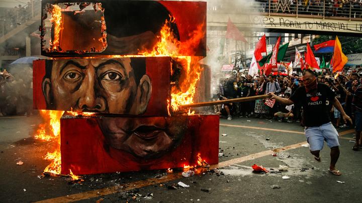 Организаторы выставки с Гитлером в Индонезии оправдались целями просвещения