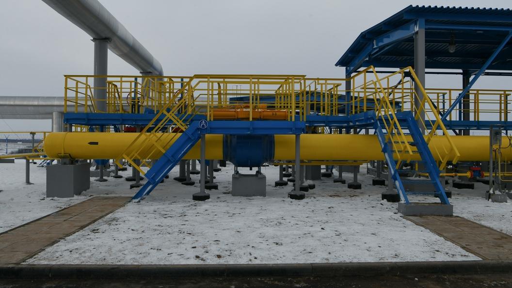 «Газпром» иCNPC подписали основные условия поставок сДальнего Востока в Китайская республика