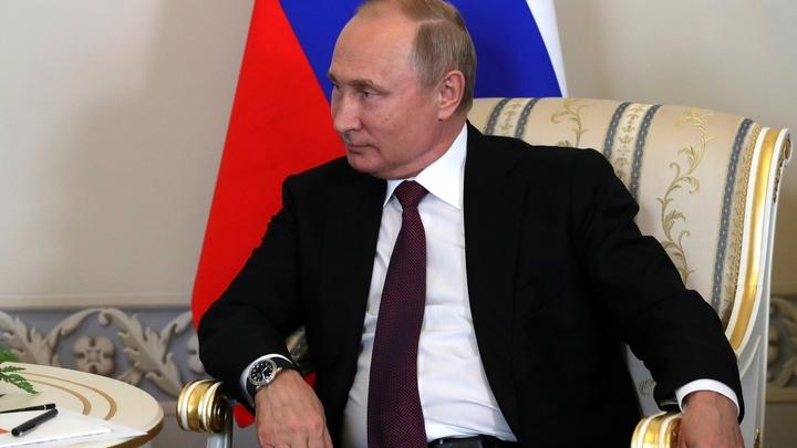 Путин ответил на газовые провокации США