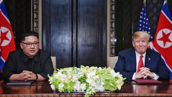 США вбросили информацию о 3000 ядерных и ракетных объектов КНДР