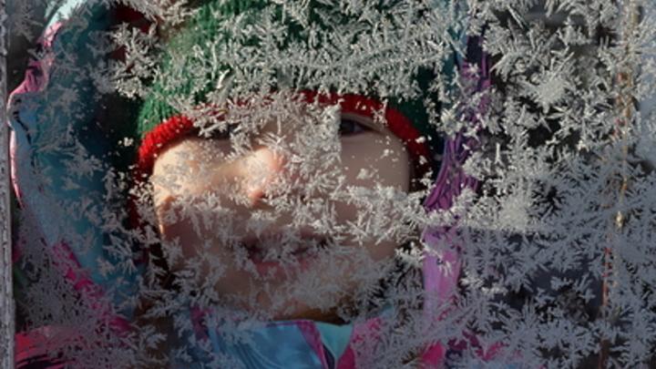 Морозы почти минус 30: Россию бросит в аномальный холод. Но не всю