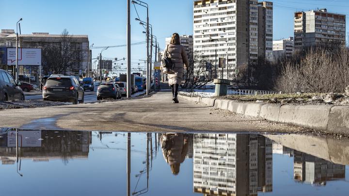 На Кубани рабочая неделя начнется с дождей