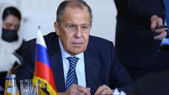Председатель ОБСЕ запросила разговор с Лавровым. Министр ответил жёстко: Только выполнение Минска