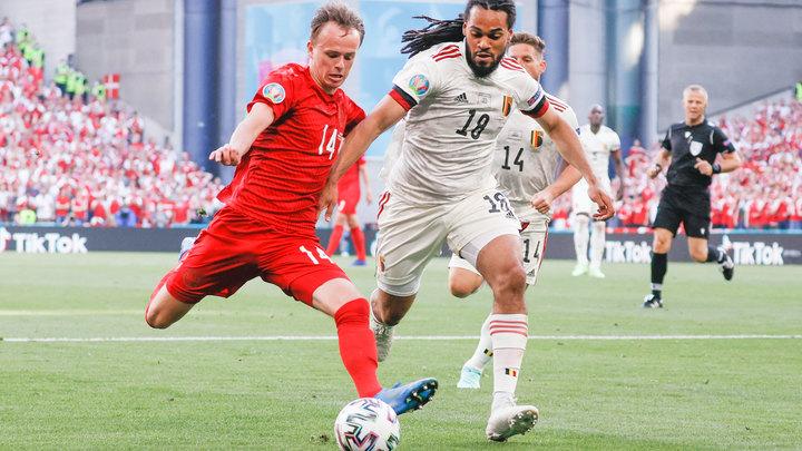 Сборная Бельгии вышла в плей-офф Евро-2020. России нужно обыгрывать датчан
