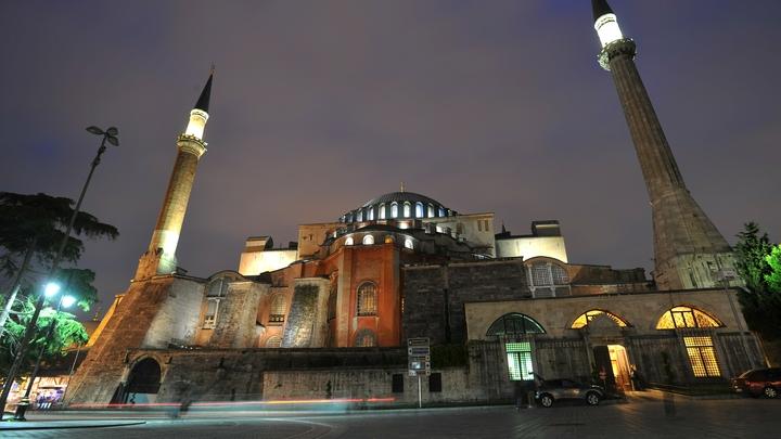 Эрдоган дерзко ответил миру на критику превращения собора Святой Софии в мечеть
