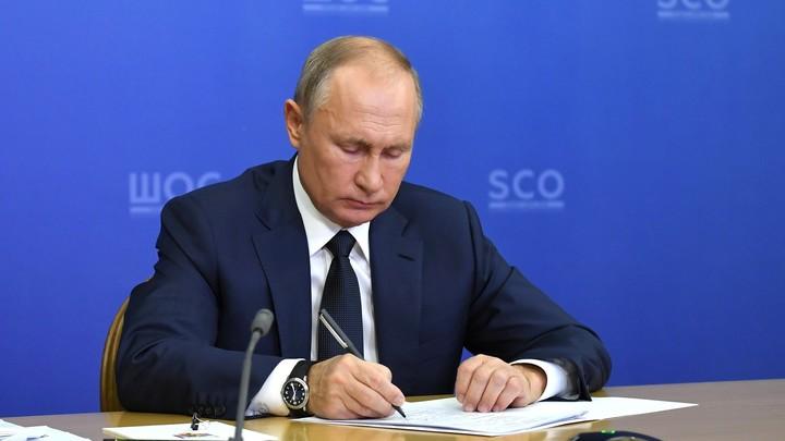Глава ФНС удивил Путина всего двумя цифрами