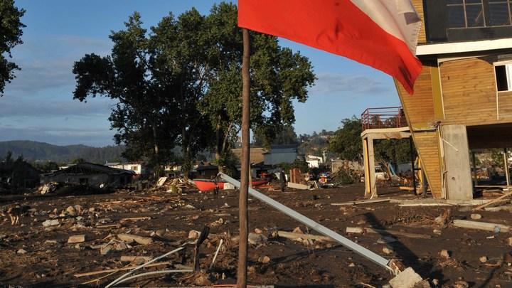 Сход селя в Чили: Погибло около 15 человек
