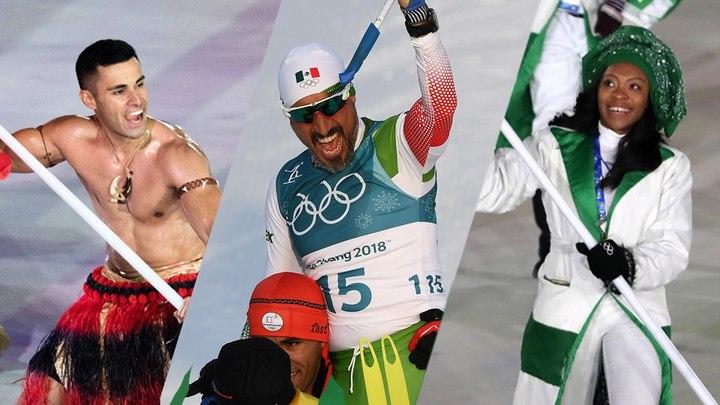 Аутсайдеры Олимпиады: бесснежные и бесстрашные