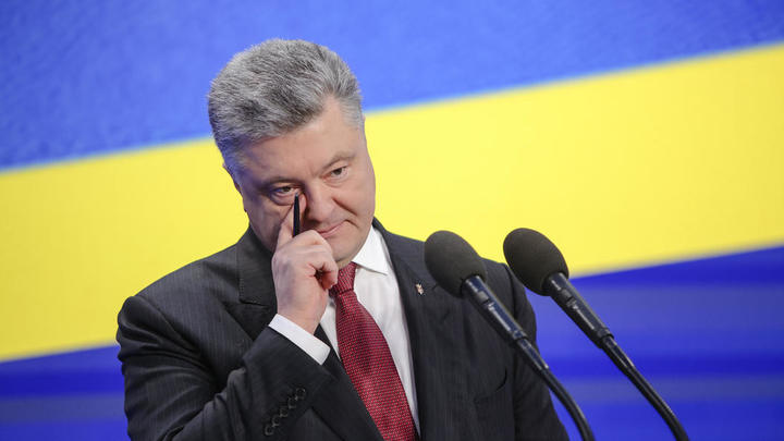 Порошенко дал старт процессу принудительного взыскания долгов «Газпрома»