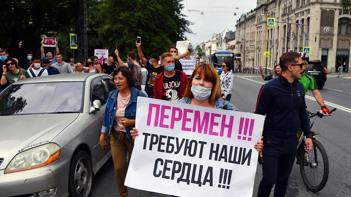 Юрий Пронько: Дальневосточный тупик власти