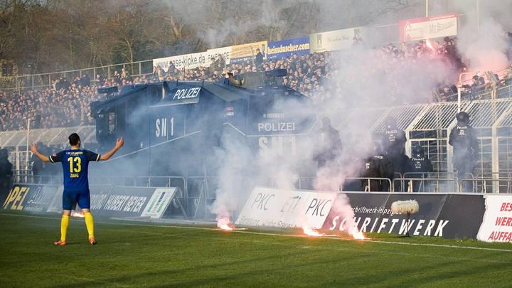 УЕФА возбудил дело против Спартака из-за болельщиков-рецидивистов