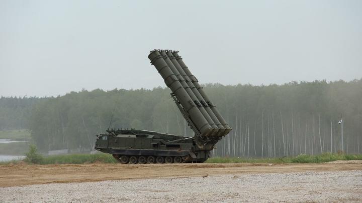 Еще 12 установок С-400 встали на защиту границы России с Украиной в Крыму