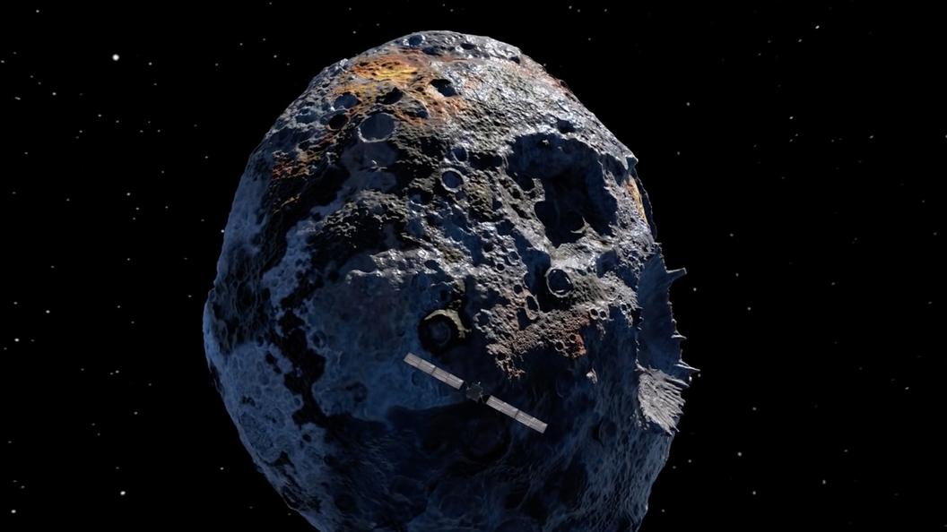 В августе жителям Земли угрожает опасный астероид