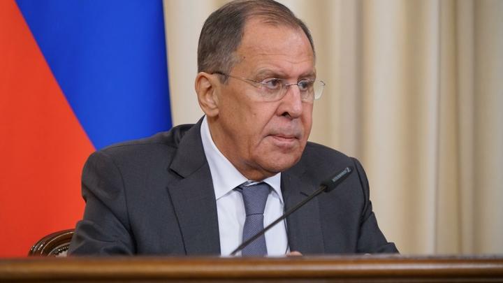 Лавров: Россия предупреждала о провокации с химоружием в Восточной Гуте задолго до случившегося