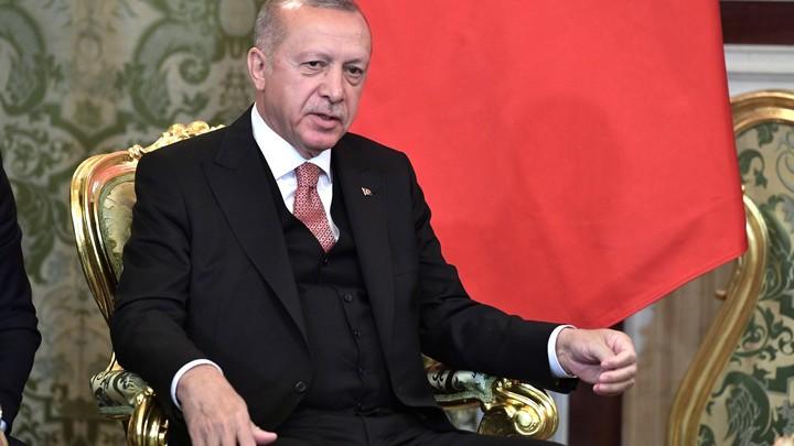 Крым - не русский. Эрдоган в ходе конференции с Зеленским сделал заявление