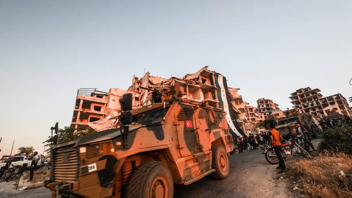 Террористы решили стравить Сирию и Турцию? Российские военные предупредили о готовящейся провокации