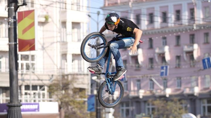 В Челябинске судят похитительницу велосипедов
