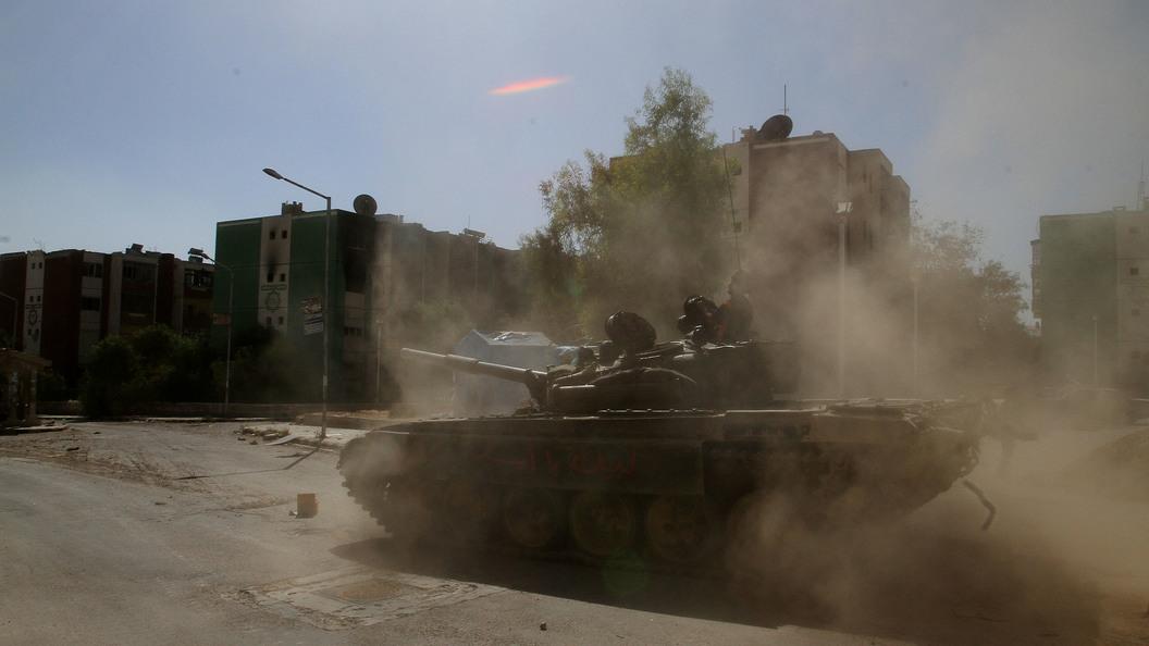 Террористы ИГИЛ признали, что не могут захватитьДейр эз-Зор из-за шпионов
