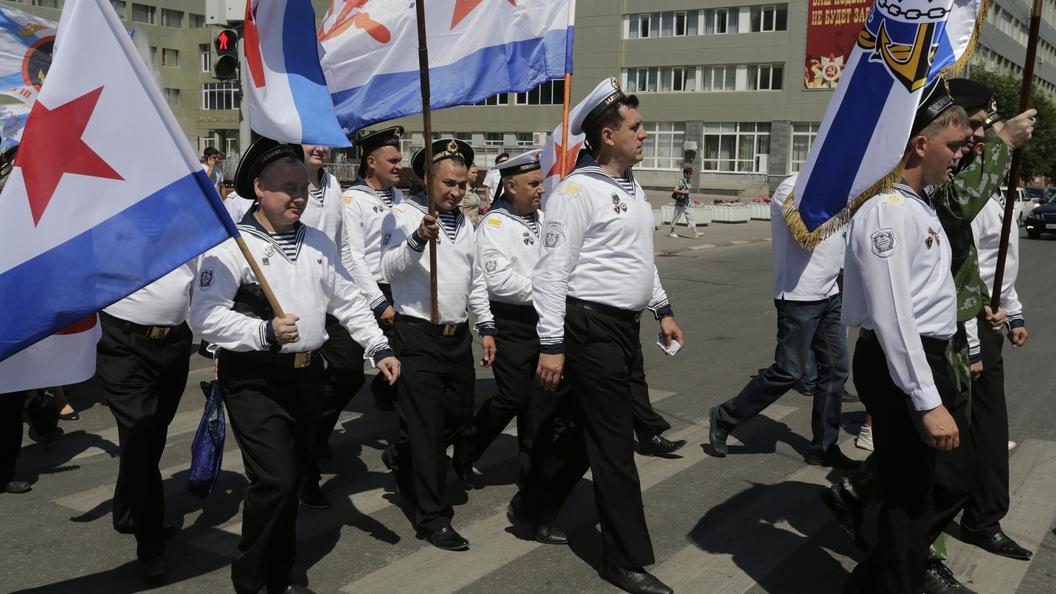 «Убийца авианосцев» примет участие впараде ВМФ в северной столице