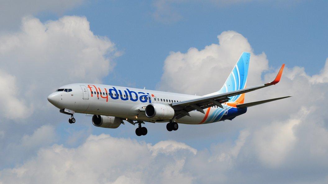 Самолет компании Flydubai вернулся ваэропорт Дубая из-за дебошира наборту