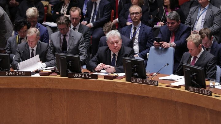Профсоюз ООН за ужин в ресторане сорвал слушание о правах крымчан