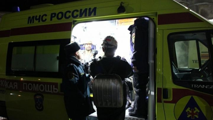 В шахте на Кузбассе произошло обрушение, есть жертвы
