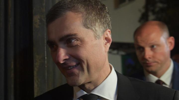 Только силой: Сурков выступил за возвращение Украины