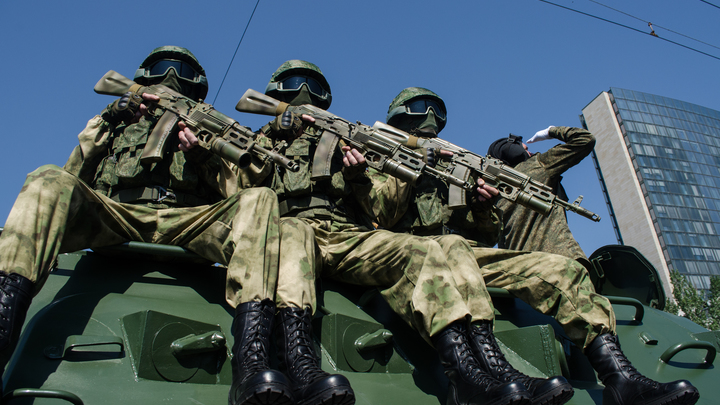 Армия ДНР уничтожила группу ВСУ вместе с техникой. Донецк вздохнул спокойно