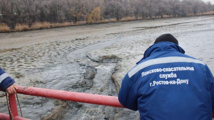 В Северном водохранилище Ростова, обмелевшем после прорыва дамбы, снова спустят воду