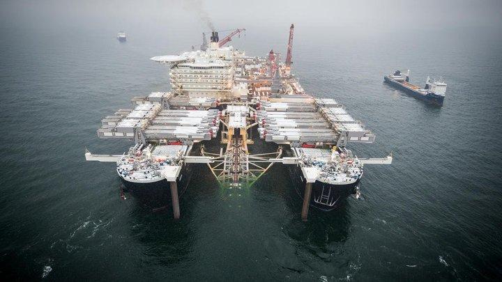 Северный поток - 2 достроен: Сладкая месть Газпрома