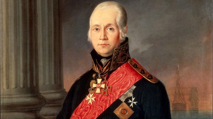 Фёдор Ушаков - святой образец для русского флота