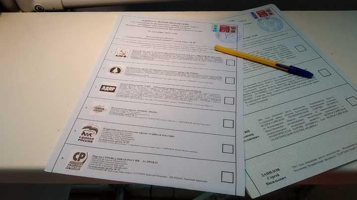 Во Владимирской области на выборах в Госдуму победили Аникеев и Игошин