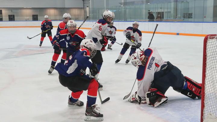 В Санкт-Петербурге открылась Академия хоккейного мастерства имени Валерия Харламова