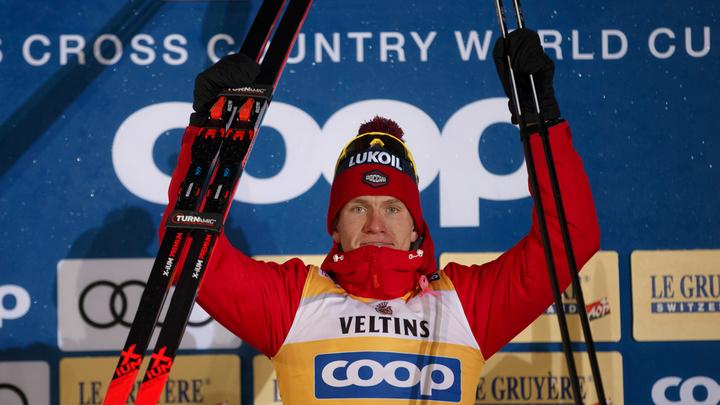Первый этап Кубка мира по лыжным гонкам остался за русскими