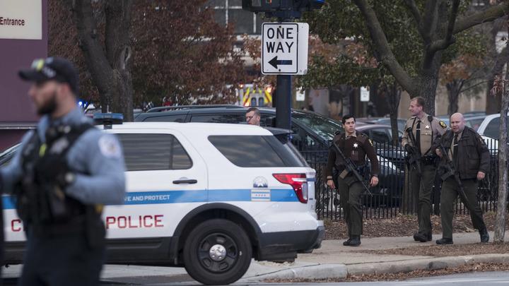 В США продолжаются расстрелы: В Чикаго убиты три человека