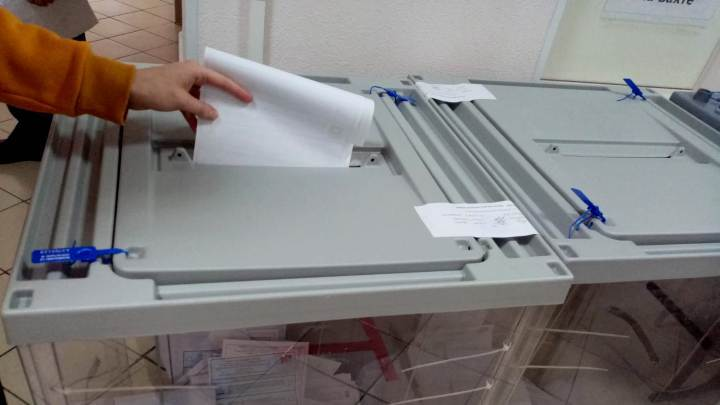 Более 66 процентов избирателей проголосовали в Кузбассе 19 сентября к 15.00