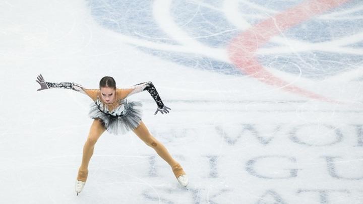 Алина Загитова заняла пятое место на чемпионате мира по фигурному катанию