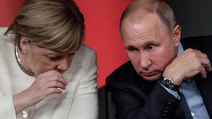 Меркель против Трампа: Германия делает новый шаг от США к России