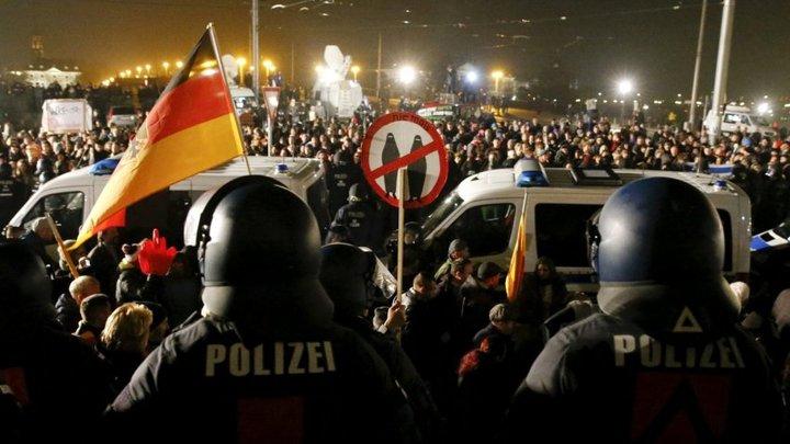 Преступность в Германии достигла рекордных показателей